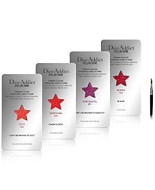 Receive a Complimentary Stellar Shine Bubble Card with any Dior Beauty Purchase