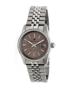 Constance Automatic Pewter Dial