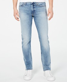 Calvin Klein Jeans Men's Slim-Fit Cool Drewe Jeans