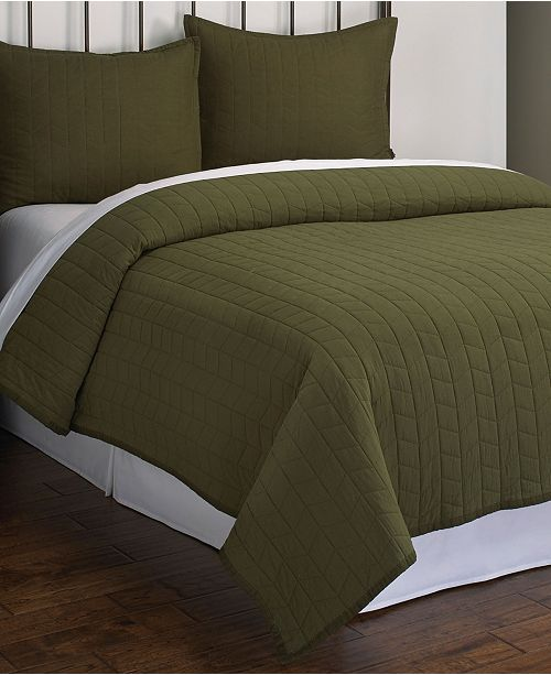 Riverbrook Home Powell 3-Pc. Quilt Sets