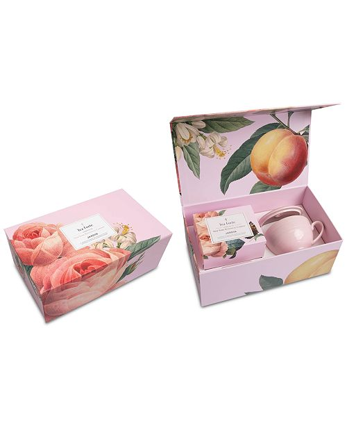 Tea Forte Jardine Gift Set Box