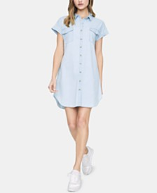 Sanctuary Sunset Shirtdress