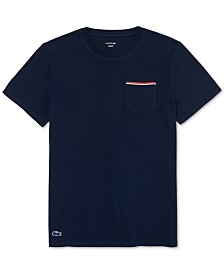 Lacoste Men's Knit Pocket T-Shirt