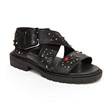 Little & Big Girls Carmen Platform Sandal