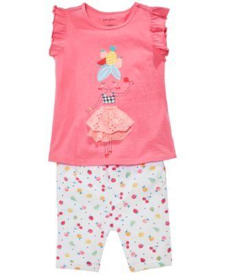 Toddler Girls Ruffle Top, Created for Macy's