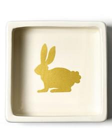 Coton Colors Smoke Rabbit Trinket Bowl