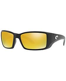 Polarized Sunglasses, BLACKFIN 62