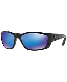 Polarized Sunglasses, FISCH 64