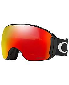 Goggles Sunglasses, OO7071 01 AIRBRAKE XL
