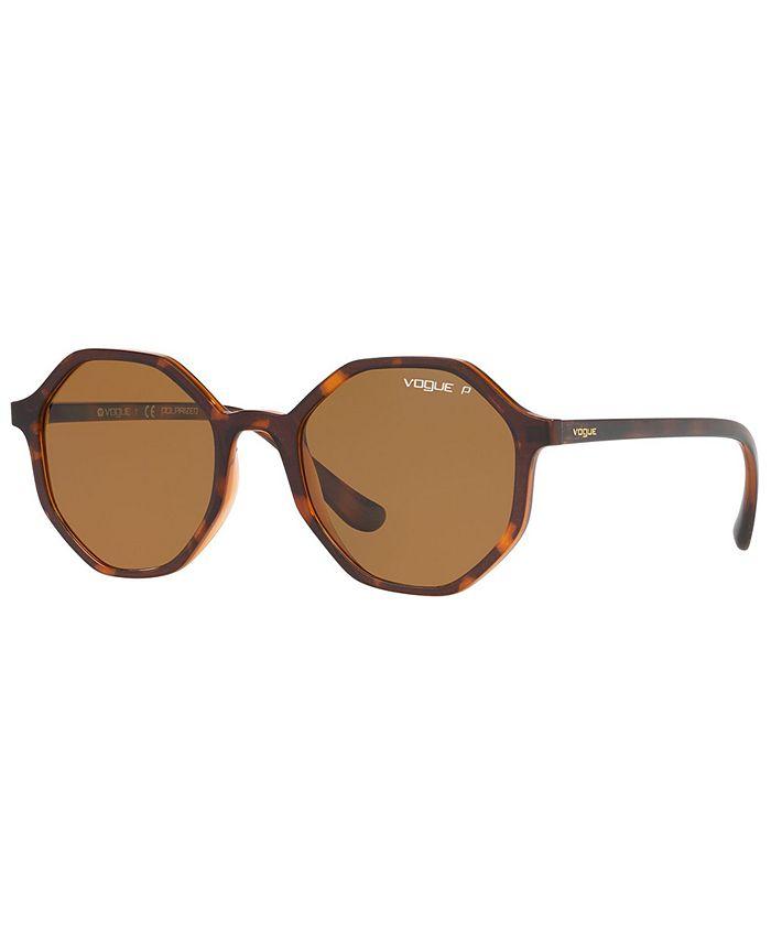 Vogue - Eyewear Polarized Sunglasses, VO5222S 52