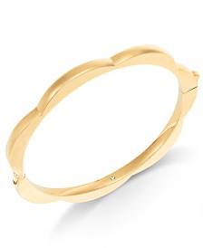 Kate Spade New York  Scalloped Bangle Bracelet