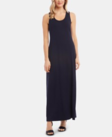 Karen Kane Cara Crossback Maxi Dress