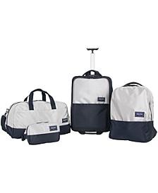 CLOSEOUT! Chromma 4-Pc. Luggage Set