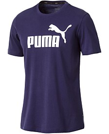 Puma Men's Logo T-Shirt