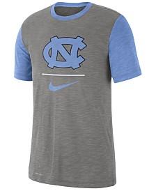 Nike Men's North Carolina Tar Heels Dri-FIT Slub Raglan T-Shirt