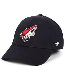Authentic NHL Headwear Arizona Coyotes Basic Flex Stretch Fitted Cap