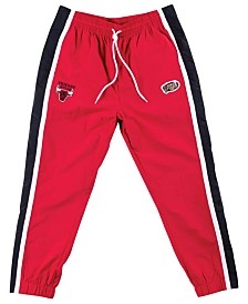 Mitchell & Ness Men's Chicago Bulls Tear Away Jogger Pants