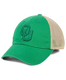 Top of the World Oklahoma Sooners Snog St. Paddys Adjustable Cap