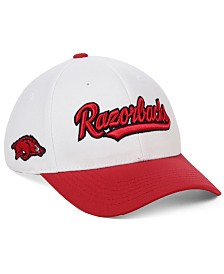 Top of the World Arkansas Razorbacks Tailsweep Flex Stretch Fitted Cap