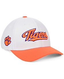 Top of the World Clemson Tigers Tailsweep Flex Stretch Fitted Cap