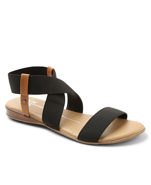 XOXO Bailor Stretch Sandals