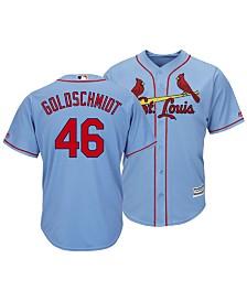 Majestic Men's Paul Goldschmidt St. Louis Cardinals Player Replica Cool Base Jersey