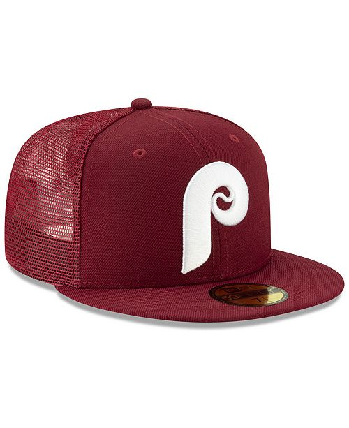 8cf5e059 ... New Era Philadelphia Phillies Coop All Day 59FIFTY-FITTED Cap ...