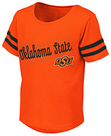 Colosseum Toddlers Oklahoma State Cowboys Sleeve Stripe T-Shirt