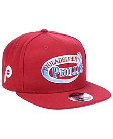 Philadelphia Phillies Swoop 9FIFTY Snapback Cap