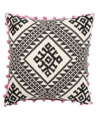 Museum Ifa By Pueblo Ikat Down Throw Pillow 20
