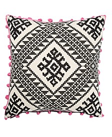 "Museum Ifa By Pueblo Ikat Throw Pillow 20"" Collection"
