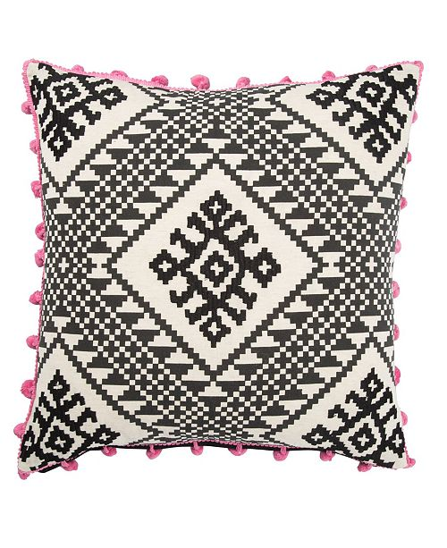 Jaipur Living Museum Ifa By Pueblo Ikat Down Throw Pillow 20""