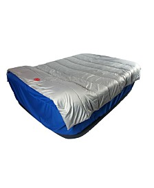 Omnicore Designs Quick sleep Airbed-Mattress Sheet Set Queen - Ultra Portable and Instant Set Up Airbed Sold Separately