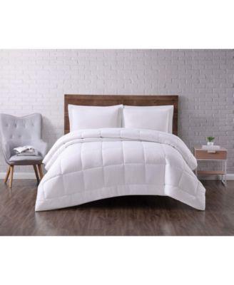 Seersucker Twin/Twin XL Down Alternative Comforter