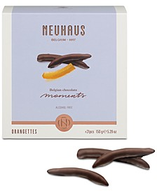 Belgian Chocolate Orangettes Moments