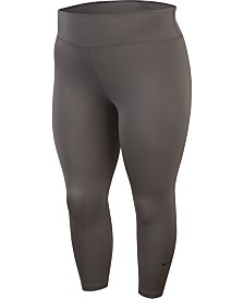 Nike Plus Size Cropped Leggings
