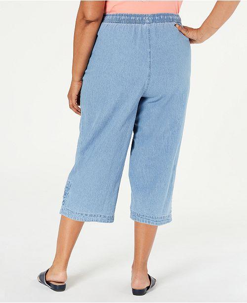 Kiera pourAvis Scott Wash Karen Capricree Tailles Pantalons Jeans Size Horizon Capris Plus jL5AR4