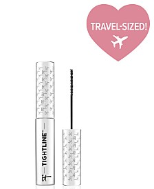 IT Cosmetics Tightline 3-in-1 Black Primer Eyeliner Mascara, Travel Size