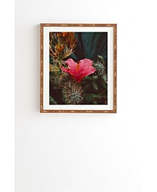 California Bloom III Framed Wall Art