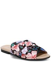 b5426a3546ce Naturalizer Tea Slide Sandals