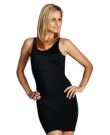 InstantFigure Compression Slimming Tank Slip Dress, Online Only