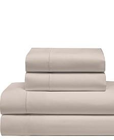 Cool Comfort Cotton Solid Full Sheet Set