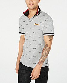 Logo Printed Polo