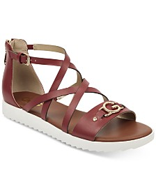 G by GUESS Karin Flat Sandals