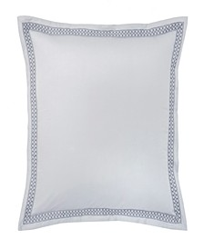 FlatIron Gramercy Embroidered European Sham