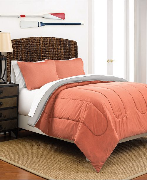 WestPoint Home Martex Reversible King Comforter Set