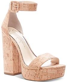 Caiya Platform Sandals