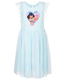 Toddler Girls Clip Dot Jasmine Dress, Created for Macy's