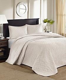 Quebec 3-Pc. King Bedspread Set