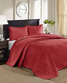 Madison Park Quebec 3-Pc. Queen Bedspread Set